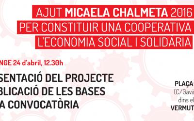 Acompanyament Micaela Chalmeta