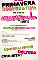 #PrimaveraCooperativa2019 ?  [Nou cartell i event]