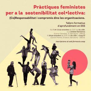 Pràctiques feministes per a la sostenibilitat col·lectiva
