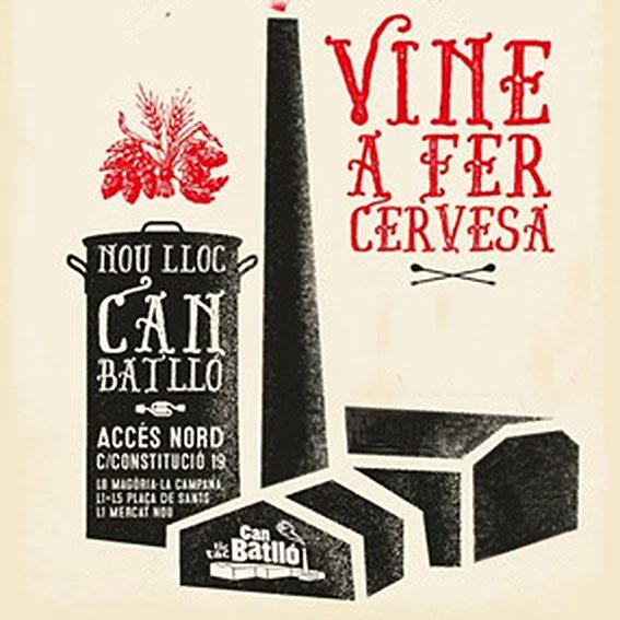 TALLER DE CERVESA CAN BATLLÓ