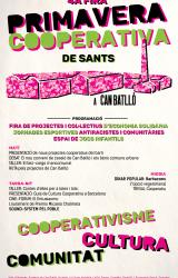 #PrimaveraCooperativa2019 🌸  [Nou cartell i event]