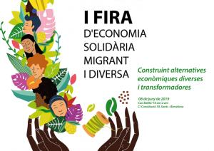 Primera Fira d'Economia Solidària Migrant i Diversa