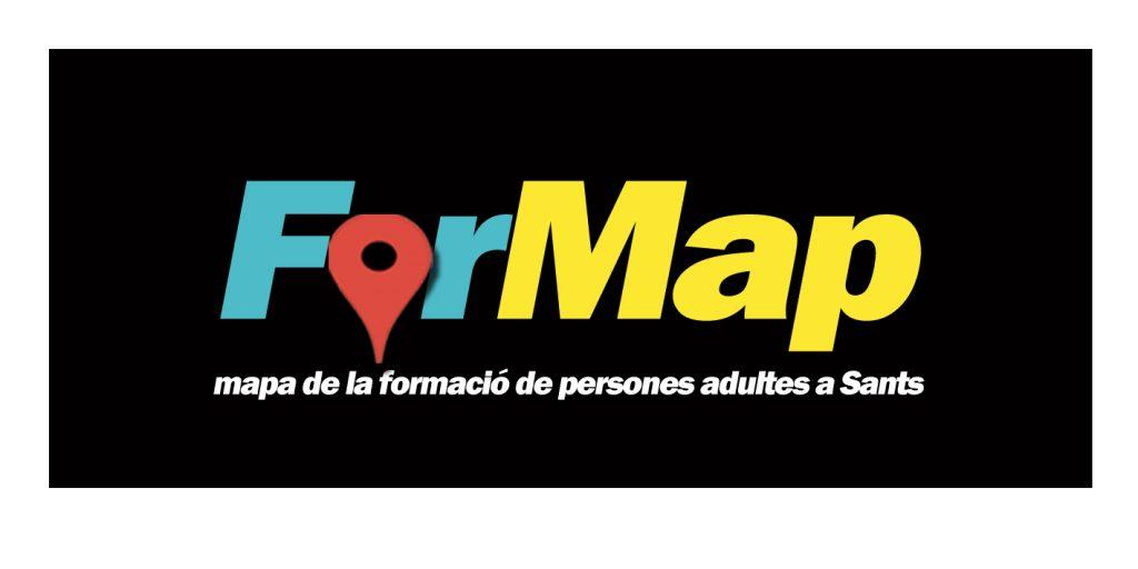 ForMap: nova eina per visualitzar l'oferta formativa per persones joves i adultes als barris de Sants